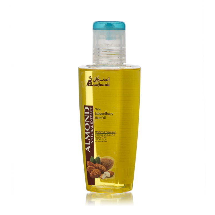 ALMOND HAIR OIL (PET)