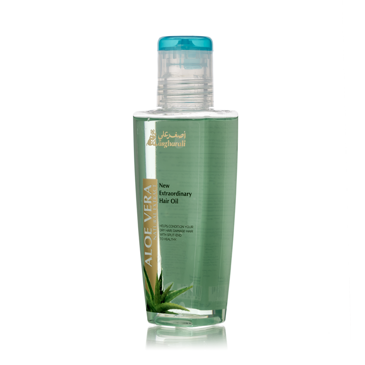 ALOE VERA HAIR OIL (PET)